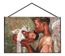Heaven Sent Tapestry Bannerette - Henry Lee Battle
