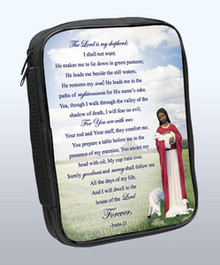 Psalm 23 II Bible Cover - 81410