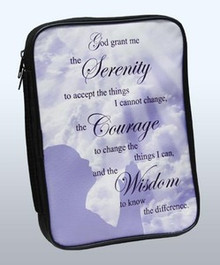 The Serenity Prayer Bible Cover - 81407