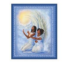 Angels Art Plaque - Medium