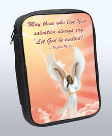 Psalm 70:4 Bible Cover - 81409