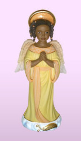 Thankfulness - Angel of Inspiration Figurine