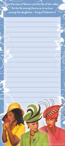 Sunday Morning VI Note Pad