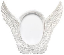 Pearl Wings Photo Frame