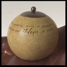 Hope Comfort Candle