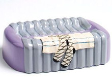 Primpin Soap Dish (Purple)