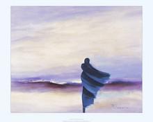 Bleue Art Print - Patrick Ciranna