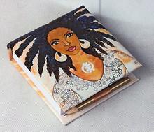 Nubian Queen Note Cube
