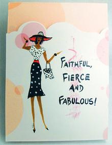 Faithful, Fierce and Fabulous Pocket Pal