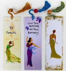 Bookmark Sets - B (3 Bookmarks by Artist Cidne Wallace)