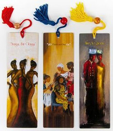 Bookmark Sets - C (3 Bookmarks by Assorted Artists)
