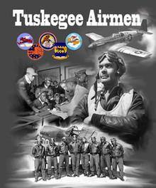 Tuskegee Airmen Art Print - Wishum Gregory