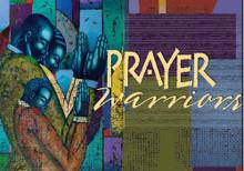 Prayer Warriors Magnet - Larry Poncho Brown