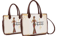 Beautifully Blessed Bible Bag - Cidne Wallace