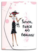 Faithful, Fierce and Fabulous Stylus Purse Pal- Cidne Wallace