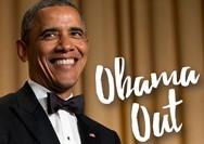 I'm OutBarack Obama  Magnet