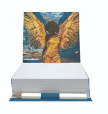 Angelic Guidance Note Cube--Buena Johnson