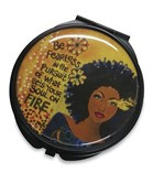 Set Your Soul On Fire Pocket Mirror Case--GBABY