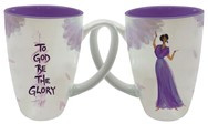 To God Be The Glory Latte Mug