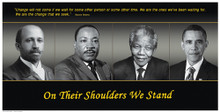 On Their Shoulders We Stand--ANON