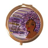 Everything Works Together Compact Mirror --GBaby
