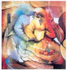 Closeness Limited Edition Art Print - Essud Fungcap