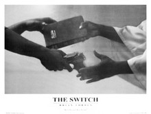 The Switch (18 x 24) Art Print - Brian Forbes