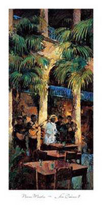 Son Cubano II Art Print - Noemi Martin