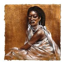 Ebony III Art Print - Ben Mogador