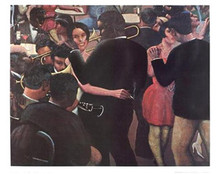 Blues, 1929 Art Print - Motley