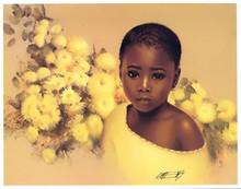 Little Flower Art Print - Carl Owens