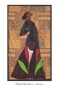 Grace (24 x 36) Art Print - Phyllis Stephens