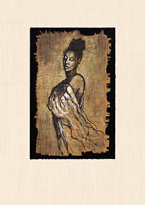 Soul Mate II Art Print - Monica Stewart