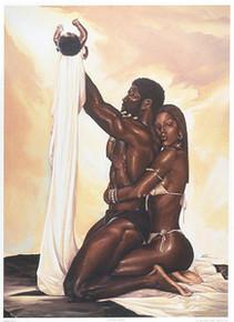 Divine Order Art Print Kevin A. Williams - WAK