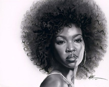 Foxy Art Print Kevin A. Williams - WAK