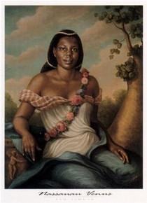 Nassauan Venus Art Print - Tim Ashkar