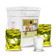 Wise Long-Term Dry Powdered Whey Milk (120 Servings)