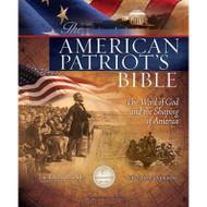 The American Patriot's Bible (KJV, Hard Cover)