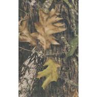 KJV Mossy Oak Bible (Black Faux Leather, Red Letter Edition)