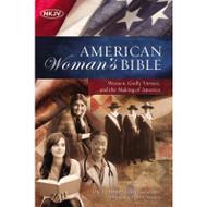 American Woman's Bible (NKJV, Hardcover)