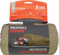 SOL Escape Bivvy Bag (OD Green)