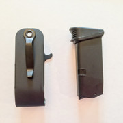 Glock 26 magazine with +1 base plate.