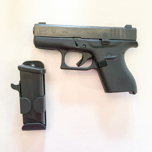 Glock 42 Shown (Not included)