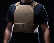 """THE SLICK"" Ultra Lightweight Plate Carrier (SAPI Cut)"