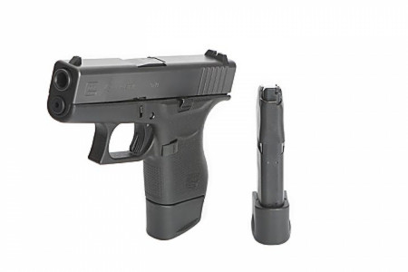 Glock not included!