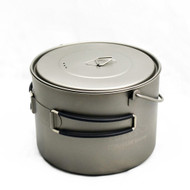(Coming Soon) TOAKS TITANIUM 1600ml Pot with Bail Handle