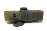 CLS/MI-TAC Strap Wrap (Coyote Brown/Ranger Green)