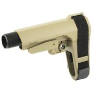 SBA3 Pistol Brace (FDE) ETA 8/22/2018
