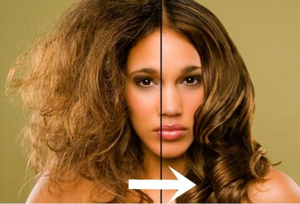 GET HEALTHY & LONG LASTING HAIR WITH THE MOROCCAN NATURAL ARGAN HAIR TREATMENT