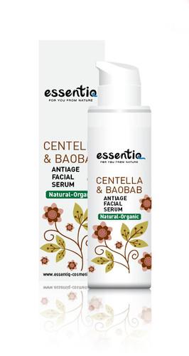 Anti-Age Facial Serum Centella & Baobab 30ml